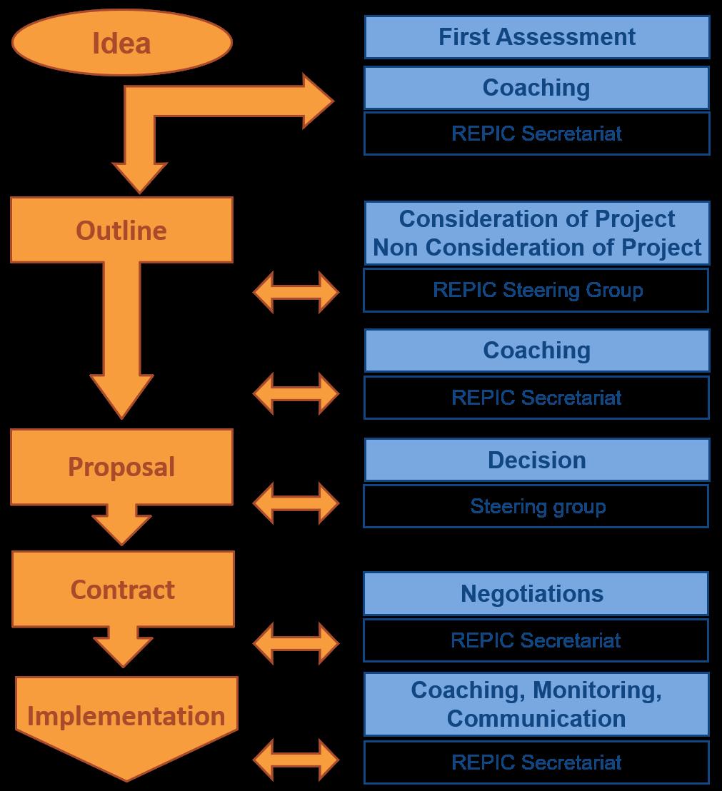 REPIC Workflow EN